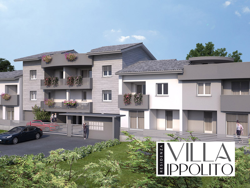 Residenza Villa Ippolito - Parabiago